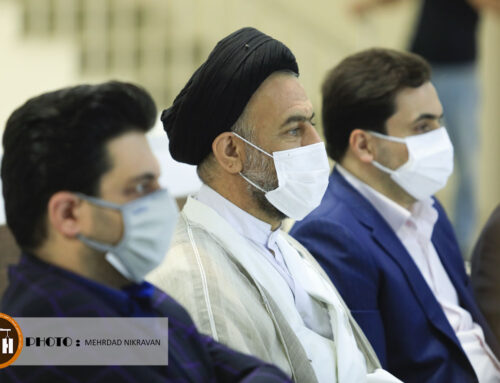 گزارش تصویری بازدید امام جمعه و فرماندار شهرستان ملارد از پروژه ۱۶۰ تختخوابی بیمارستان ملارد