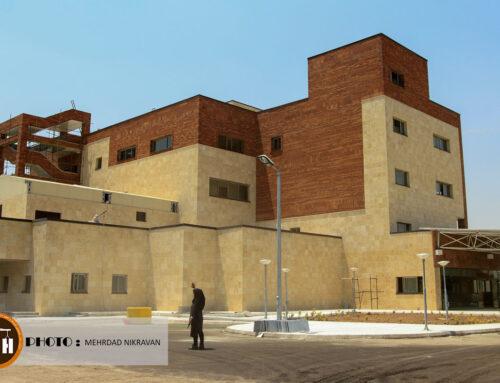 مستند بیمارستان ۸۸ تختخوابی امام خمینی شهرستان عجب شیر