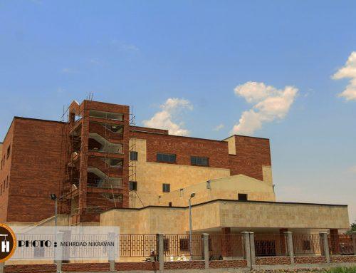 افتتاح بیمارستان امام خمینی عجب شیر به صورت ویدیو کنفرانس توسط رییس جمهور افتتاح شد